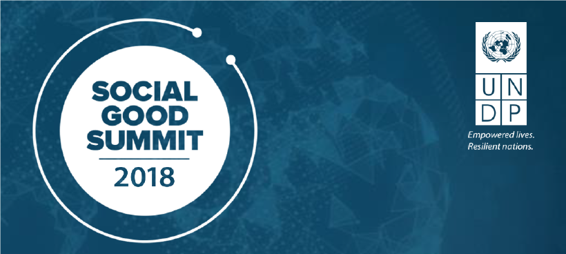 Social Good Summit 2018 - 23/10/2018 | FGPF